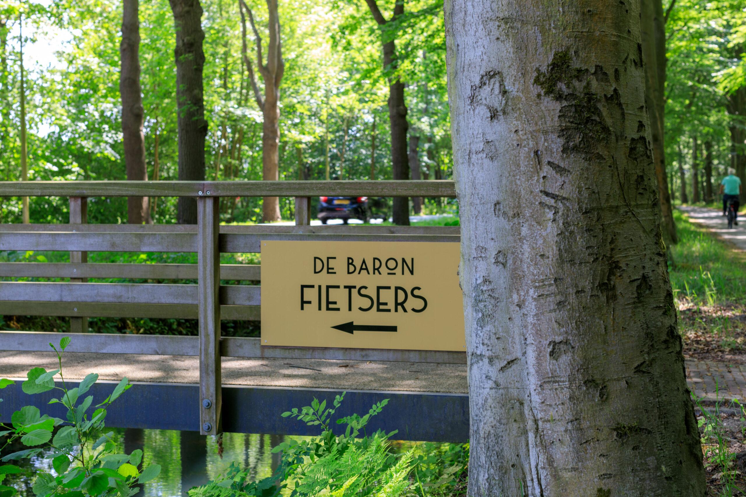 De Baron restaurant & events Wassenaar Fietsers